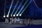 Фоторепортаж: «Церемония закрытия XXII Зимних Олимпийских игр в Сочи (3)»