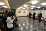 В центре Петербурга открыли новое здание Арбитражного суда СЗФО : Фоторепортаж