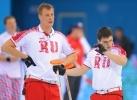 Керлинг, мужчины, Россия – Швеция: счет 4:8 в пользу Швеции: Фоторепортаж