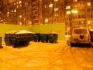 Контейнерная площадка на ул. Софьи Ковалевской: Фоторепортаж