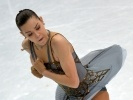 Фигурное катание, произвольная программа, женщины, Аделина Сотникова: Фоторепортаж