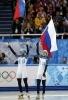 Золото шорт-трекистов вывело сборную России на второе место в медальном зачете : Фоторепортаж