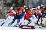Эстафета, лыжи, мужчины, Олимпиада, 16.02.2014: Швеция первая, Россия вторая!: Фоторепортаж