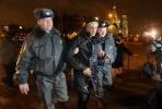 Фоторепортаж: «Акция Павленского»