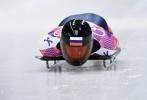 Фоторепортаж: «Александр Третьяков, скелетон»