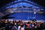 Церемония закрытия XXII Зимних Олимпийских игр в Сочи : Фоторепортаж