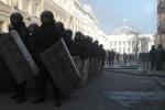 Фоторепортаж: «Беспорядки в центре Киева, майдан, евромайдан, 18 февраля 2014»