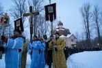 Фоторепортаж: «700 человек приняли участие в крестном ходе против пьянства в Петербурге »