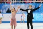 Фигуристы Ильиных и Кацалапов занимают 3-е место после короткой программы на ОИ: Фоторепортаж