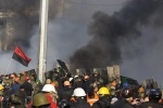 Киев, майдан, революция, 19 февраля 2014: Фоторепортаж