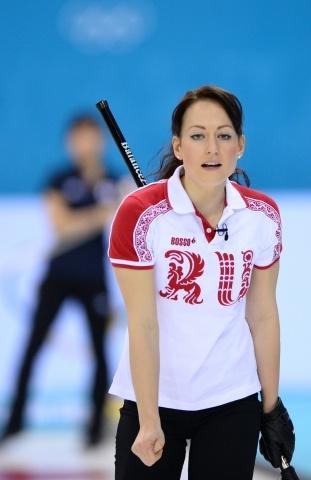 Керлинг, женщины, Россия – Япония: россиянки проиграли 4:8: Фото
