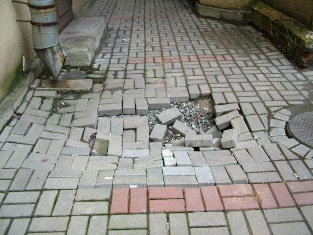 Нарушения в Адмиралтейском районе (февраль 2014): Фото