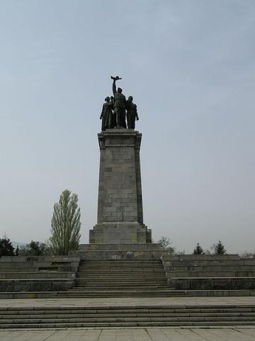 Памятник Советской армии в Софии: Фото