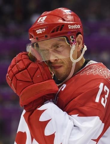 Россия – США, хоккей 2014: счет 2:3 по буллитам в пользу США: Фото