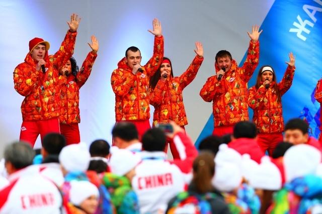 Олимпийская деревня в Сочи-2014: Фото
