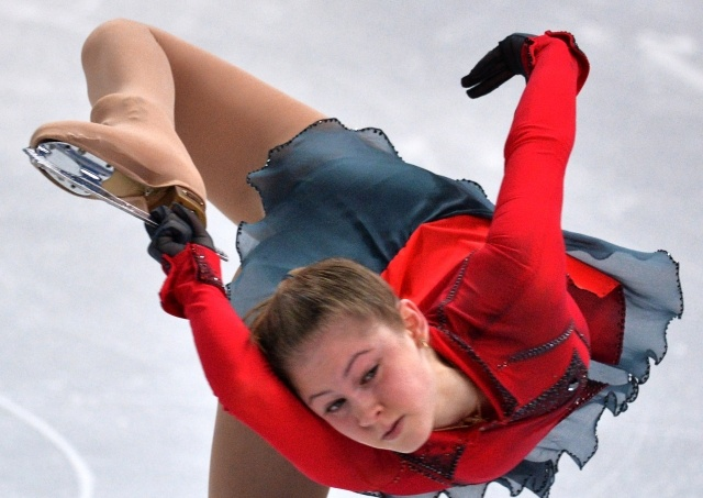 Юлия Липницкая: Фото