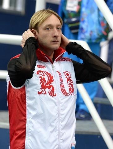 Плющенко на Олимпиаде 2014 в Сочи : Фото