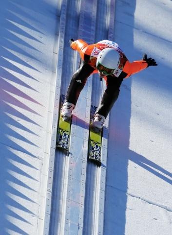 Евгений Климов, двоеборье: Фото