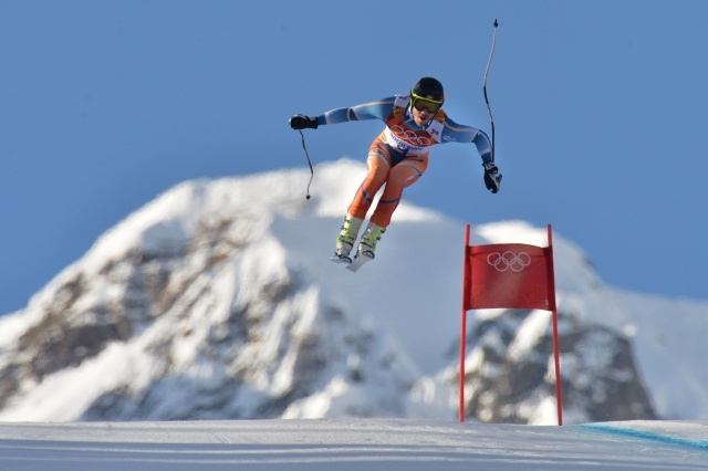 Супергигант, мужчины, горные лыжи: норвежец Янсруд завоевал золото: Фото
