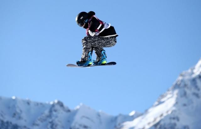 Мужской сноуборд на Олимпиаде в Сочи, квалификация и полуфинал: Фото