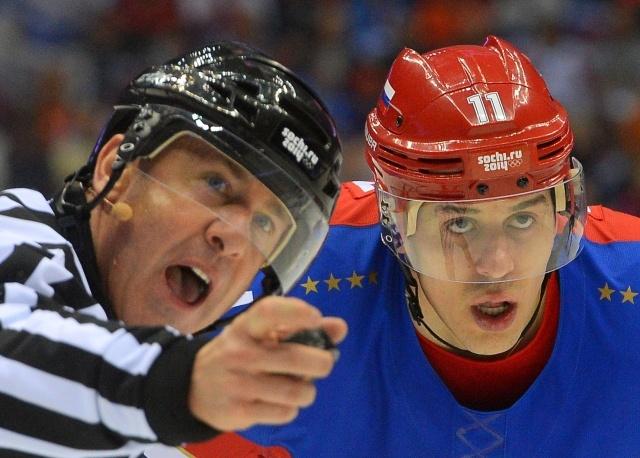 Россия – Словакия: счет 1:0 по буллитам в пользу России: Фото