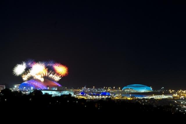 Открытие Олимпиады в Сочи 07.02.2014 (1): Фото