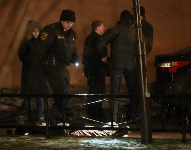 Уголовное дело об убийстве курсанта МВД возбуждено в Петербурге: Фото