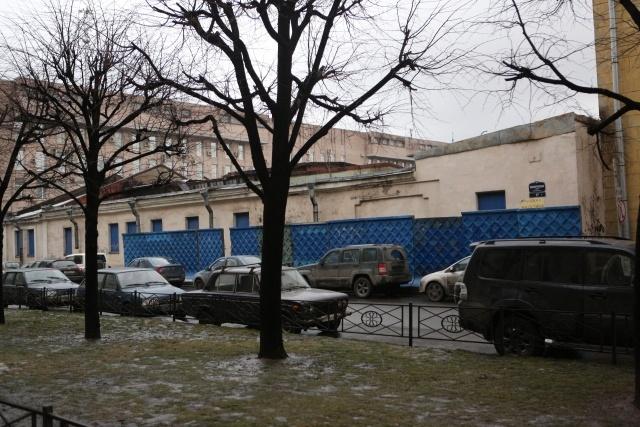 Shpalernaya-51: Фото