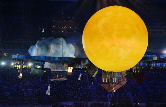 Церемония закрытия XXII Зимних Олимпийских игр в Сочи (2): Фото