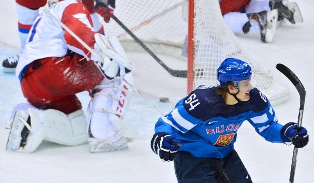 Россия – Финляндия, хоккей, Сочи 2014: счет 3:1 в пользу Финляндии: Фото