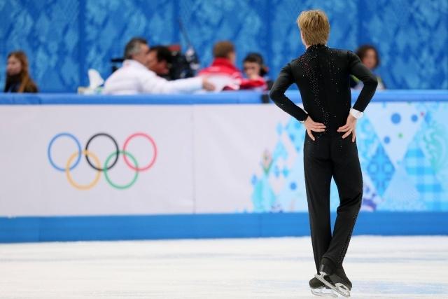 Евгений Плющенко 13 февраля : Фото
