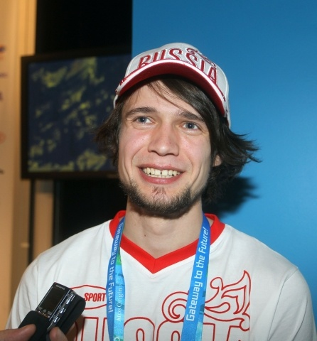 Российский скелетонист установил два рекорда на Олимпиаде: Фото