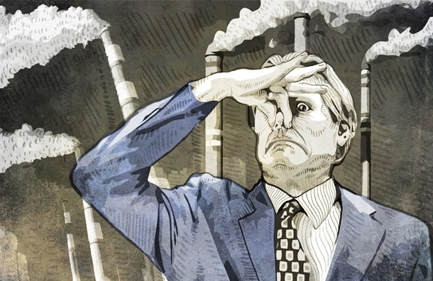 Вонючий Петербург: кто отравляет воздух в Северной столице