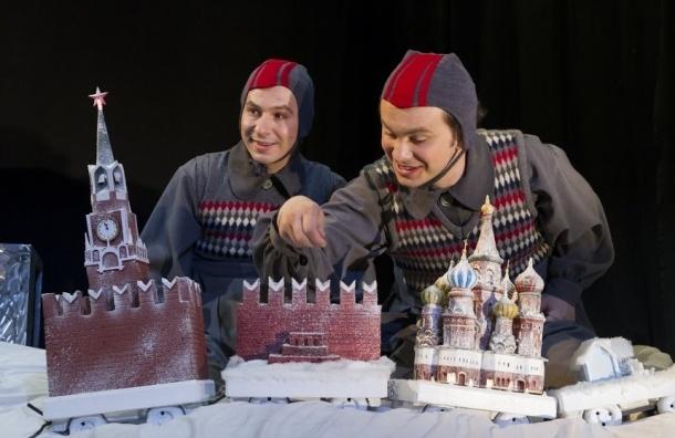 Спектакли-номинанты на премию «Прорыв» пройдут в Петербурге