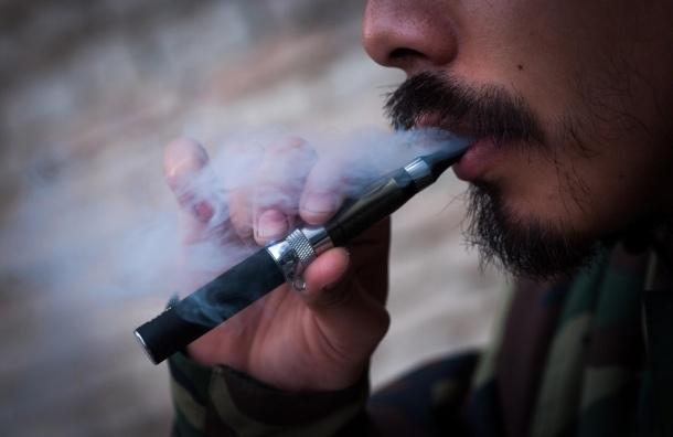 Электронные сигареты могут нанести вред вашим легким