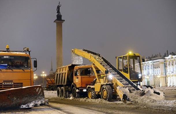Как заставить коммунальщиков убирать снег в Петербурге