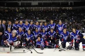 Хоккеисты сборной России прилетят в Сочи на два дня позже