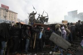 Очевидцы сообщили о множестве трупов на майдане Незалежности
