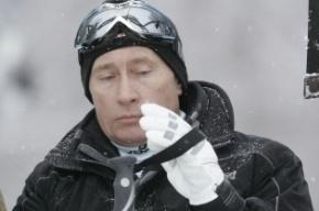 Путин отказался от чести зажечь Олимпийский огонь