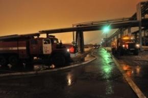Пожар на нефтеперерабатывающем заводе в Рязани потушен