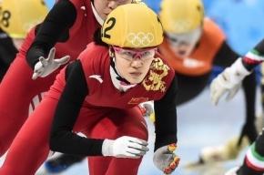 Китаянка Ян Чжоу взяла «золото» в шорт-треке