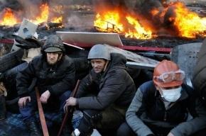МВД Украины заявило о возобновлении стрельбы на Майдане