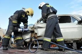 В ДТП с иномарками на трассе «Скандинавия» погиб один человек