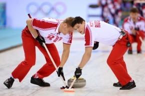 Керлинг, мужчины, Россия – Норвегия: россияне проиграли 8:9