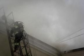 В Москве из-за пожара в ТЦ «Афимолл» эвакуировали 2000 человек