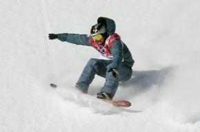 Российский сноубордист потерял шансы выиграть первое золото Сочи 2014