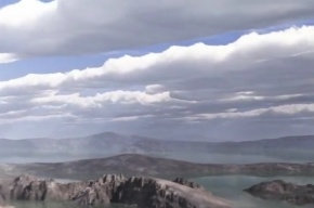 Ученые показали, как выглядел Марс 4 миллиарда лет назад