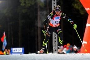 Биатлонистка Романова отказалась от участия в масс-старте