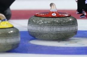 Российские керлингисты выиграли в последнем матче на Олимпиаде