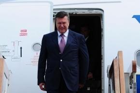 Россия обеспечит Януковичу безопасность на своей территории